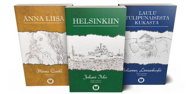 Finnish Easy Reading is a new book series willing to open the exciting Finnish literature to Finnish language students and...