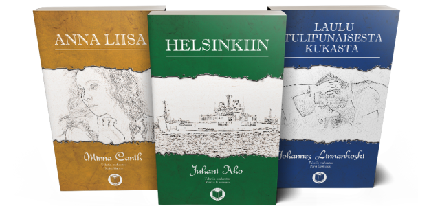 Browse the book offer in our online store Pre-sales start on February 1, 2018   Finnish Easy Reading is a...